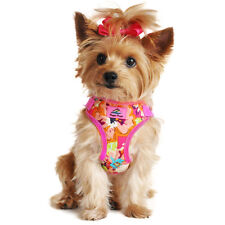 Doggie Design Wrap and Snap Choke Free Dog Harness - Aruba Raspberry  PRS# 63323