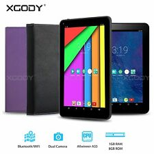 XGODY TABLET PC 10.1'' Android 5.1 Quad Core HD Touchscreen 2x Camera 8GB 10inch