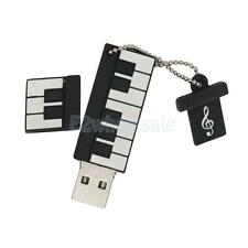 4-32 GB Piano Keyboard Pen Drive U Disk Gift Flash Stick Memory for Laptop