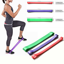 Resistance Loop Bands Exercise Yoga Bands Rubber Fitness Training Strength