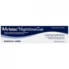 Artelac Night Time Ophthalmic Gel For Dry Eyes Tear Dysfunction