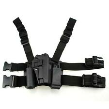 Tactical Right Leg Thigh Gun Holster Mag Torch Pouch for SIG SAUER P226 P229