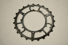 "RARE 1950s CHATER LEA 1"" INCH PITCH 23T 116MM VINTAGE TRACK BICYCLE CHAINRING"