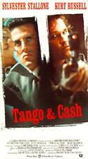 TANGO & CASH VHS Tape Vntg Used Collectible POPULAR Home Party Time Movies