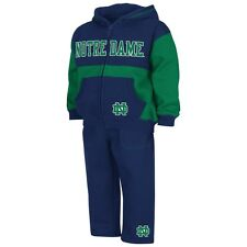 Infant Toddler Notre Dame Fighting Irish Hoodie and Pants Set