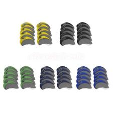 10Pcs Neoprene Golf Club Iron Putter Head Covers Protect for Taylormade Callaway