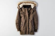 NWT American Eagle Women's AEO HOODED CONVERTIBLE PARKA Jacket Coat - XS S M L
