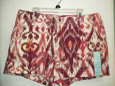NWT Misses Short Shorts by Sonoma, Size 10, 12 or 16