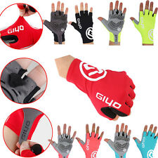 Cycling Glove Antiskid Mountain Comfortable Half Finger Glove For Bike Racing WD