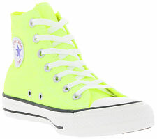 NEW Converse Chuck Taylor Hi Neon Shoes Women's Sneakers High-Top 136582C