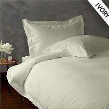 IVORY 1000TC EGYPTIAN COTTON COMPLETE BEDDING COLLECTION SHEET SET