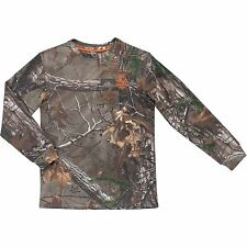 Realtree Camo - Boys Long Sleeved Camo Tee Shirt