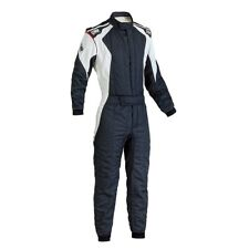FIA OMP FIRST EVO Race Suit Black rally overall moto NEW 2017 8856 2000