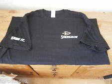 New Strongbow T SHIRTS  LARGE BLACK