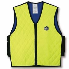 Ergodyne Summer Chill-Its Cooling Evaporative High Visibility Yellow Safety Vest