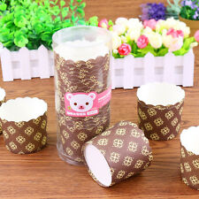 20pcs/set Cupcake Paper Cases Liners Muffin Dessert Baking Cup Heat Resistant