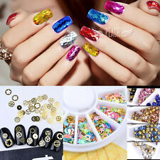 Fashion 3D Decal Stickers Nail Art Tip DIY Decoration Stamping Manicure Decal