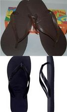 HAVAIANAS GENUINE BRAND NEW TOP Unisex BLACK BROWN THONGS FLIP FLOPS Surf Skate