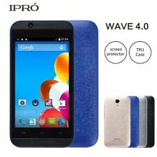IPRO WAVE 4.0 3G Celular Smartphone Unlocked Android Cell Phone Dual SIM Wifi FM
