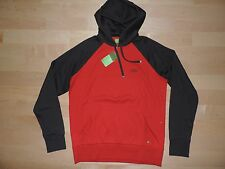 Hugo Boss Red Green Label Hoody Sweatshirt Sweater GR SOODY M L