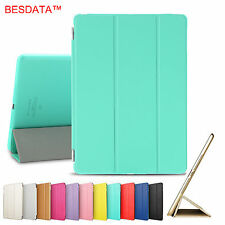 AU New Smart Magnetic Leather Stand Case Cover for Apple iPad 2 3 4 Air Mini Pro