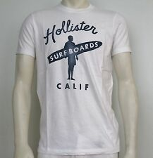 Hollister by Abercrombie Men's Muscle Fit Crew Graphic Tee Shirt NwT S M L XL