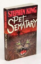 1983 STEPHEN KING PET SEMATARY ADVANCED READING COPY UNCORRECTED PROOF