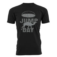 Skydiving Shirt - Jump Day Skydiving Unisex/Men's T-Shirt.