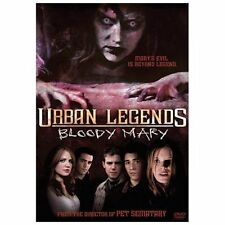 Urban Legends: Bloody Mary (DVD, 2005)