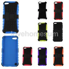 Hybrid Shockproof Defender Case Cover For Apple iPod Touch 5th & 6th Gen