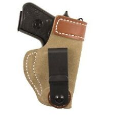 106NAI4Z0 DeSantis Sof-Tuck IWB Holster Tuckable Adjustable Cant Suede Right Han