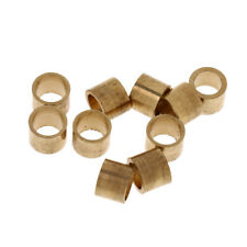 Brass Snooker or Pool Cue Ferrules Cue Tip Billiards Toothless
