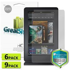 GreatShield Ultra Smooth Clear Screen Protector PET Film for Amazon Kindle Fire