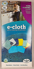 E-CLOTH CHEMICAL FREE CLEANING CLOTHS-USE WATER ONLY TO CLEAN