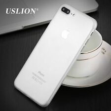 For Apple iPhone 7 7 Plus Case Ultrathin Matte Transparent Soft Silicone TPU Pho