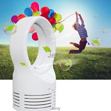 NEW PORTABLE  FAN Bladeless fan CLIP ON ELECTRIC AIR COOLING TABLE Home Car Cool