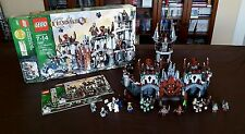 Lego CASTLE 7097 ***TROLLS' MOUNTAIN FORTRESS*** 100% Complete w/ Manual & Box!!