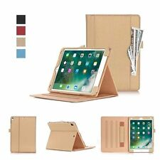 "For Apple iPad Pro 10.5"" Smart Folio Leather Card Porket Stand Slim Case Cover"