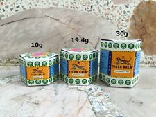 TIGER BALM WHITE muscle aches pain relief ointment massage 10,19.4,30 g.