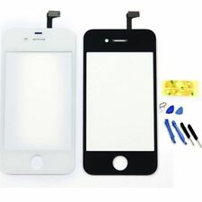 Front Lens LCD Protector Digitizer Touch Screen Glass For Phone 4S 4G 5G 5S 5C 6