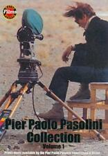 PIER PAOLO PASOLINI COLLECTION - VOLUME 1 NEW DVD