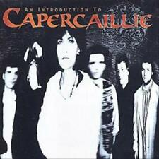AN INTRODUCTION TO CAPERCAILLIE NEW CD