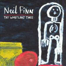 NEIL FINN (SINGER/SONGWRITER) - TRY WHISTLING THIS NEW CD