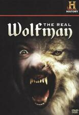 THE REAL WOLFMAN NEW DVD