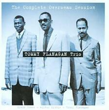 TOMMY FLANAGAN/TOMMY FLANAGAN TRIO - COMPLETE OVERSEAS SESSION NEW CD