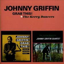 JOHNNY GRIFFIN - GRAB THIS/THE KERRY DANCERS [REMASTERED] NEW CD
