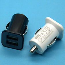 3A Mini Dual 2 Port USB Car Charger Power Adapter For ipad 2 3 4 iPod iPhone 5S