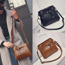 Fashion Women Leather Shoulder Bag Messenger Hobo Satchel Tote Purse Handbag