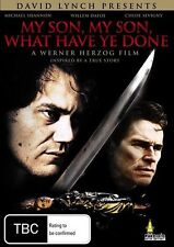 My Son My Son What Have Ye Done - DVD Region All