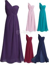 Women Evening Dress Bridesmaid Formal Long Party Ball Prom Gown Cocktail Dresses